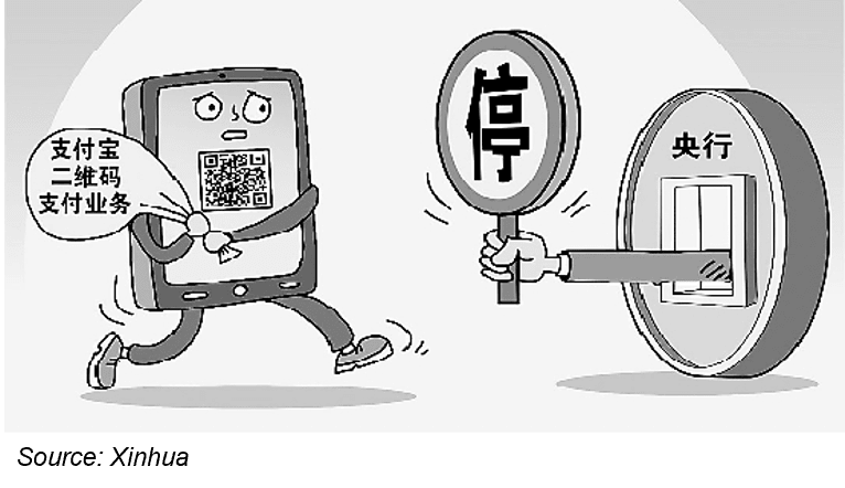 Postal Savings Bank of China Restarts QR Code