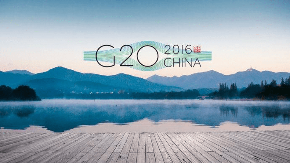 G20 Summit Hangzhou Green Finance