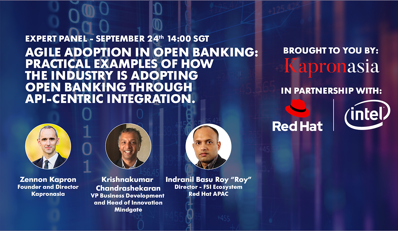 Red Hat - Kapronasia - API Open Banking