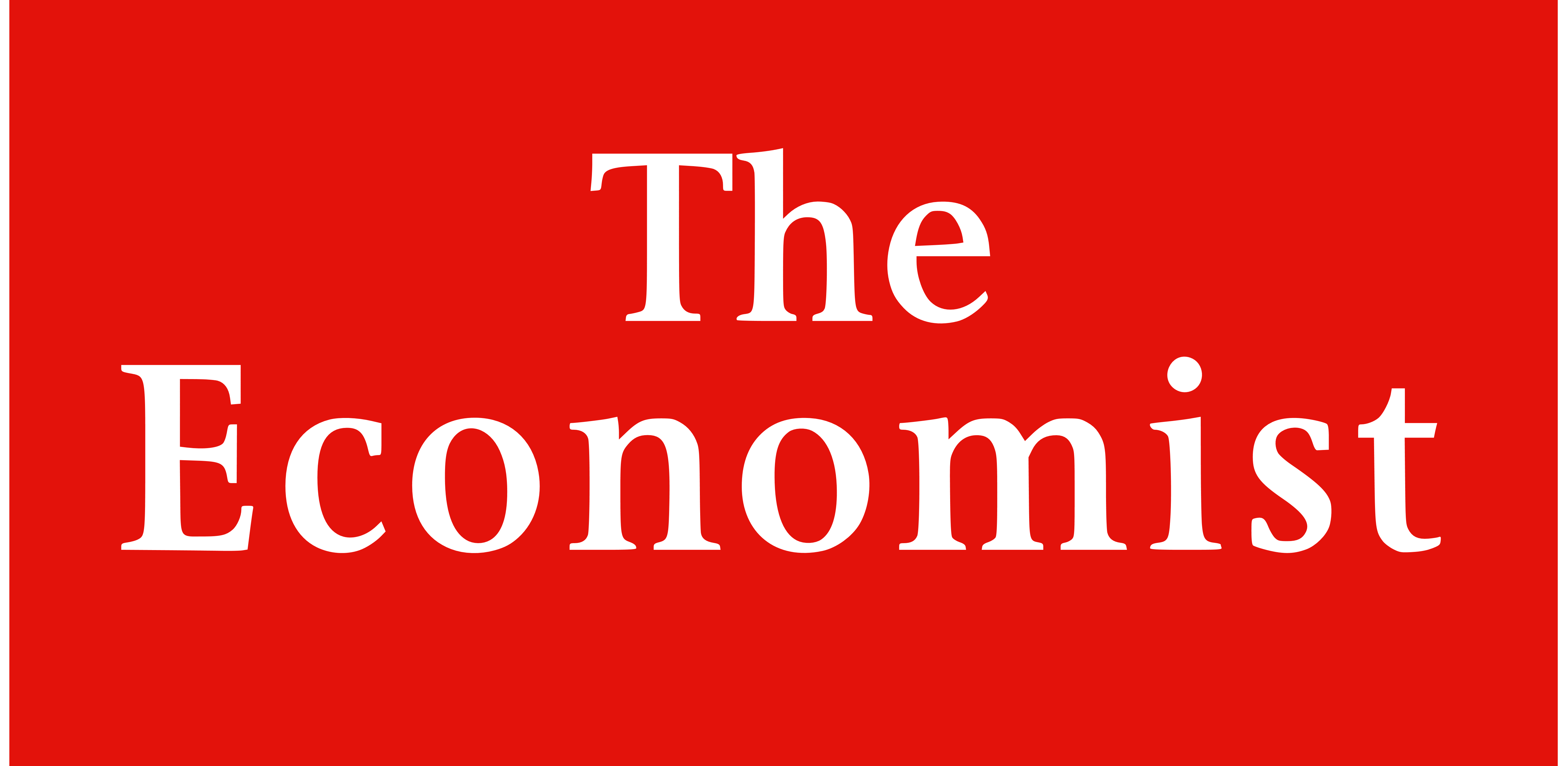 Logo-The Economist