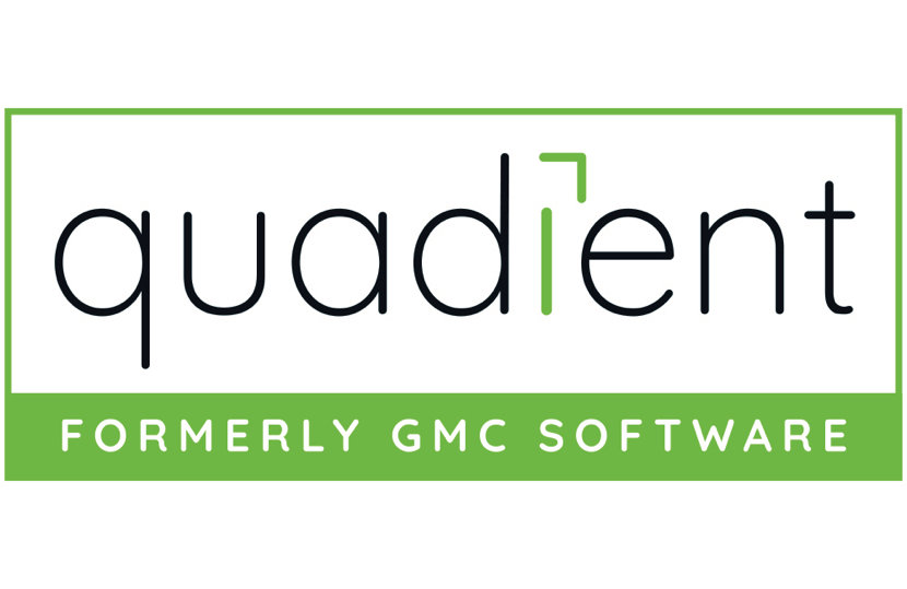 Logo-Quadient, formerly known as GMC software