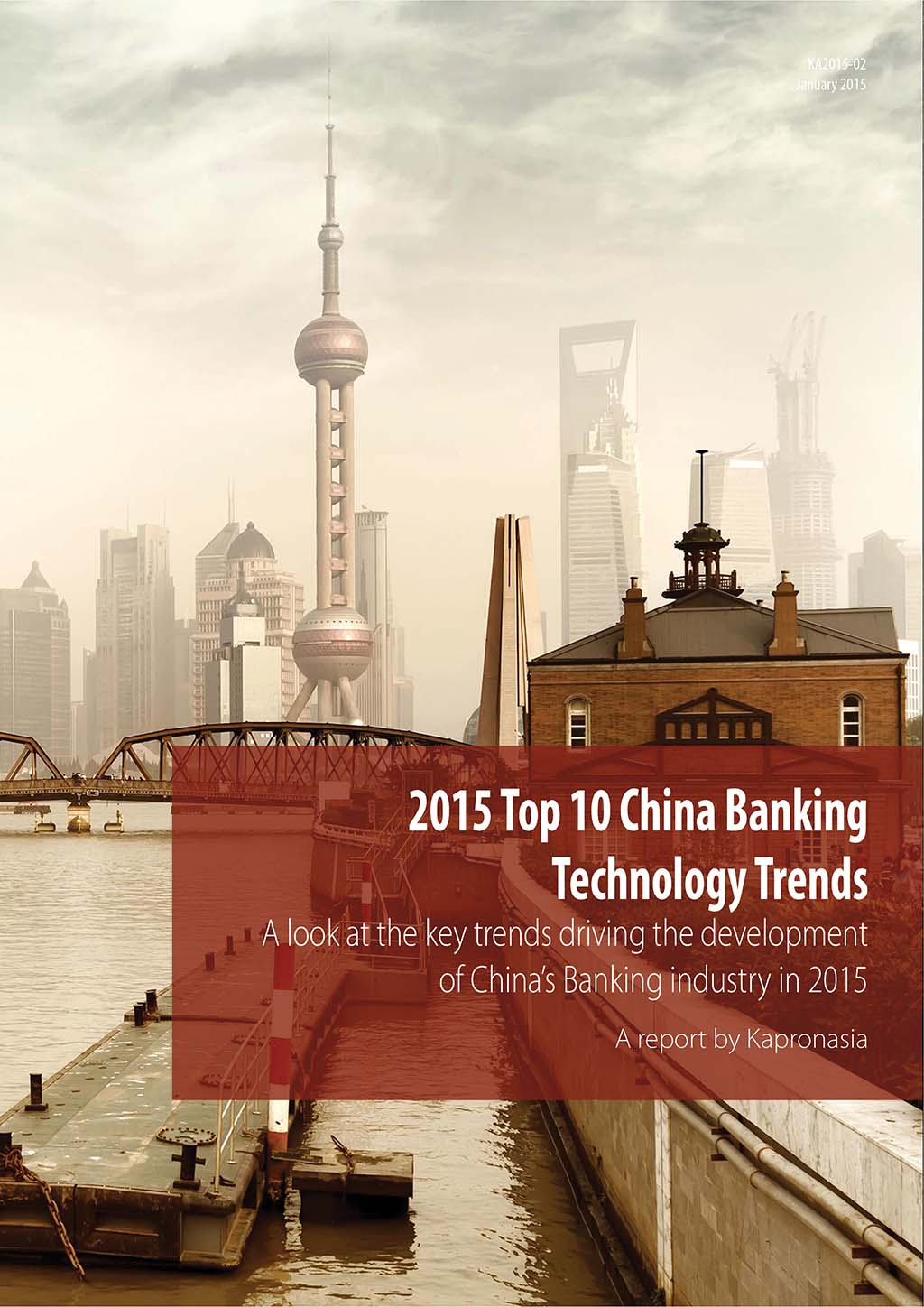 Top 10 China Banking Technology Trends 2015