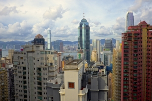 Hong Kong capital markets heat up despite political friction
