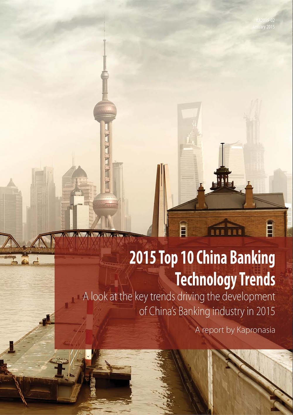 2015 Top 10 China Banking Technology Trends