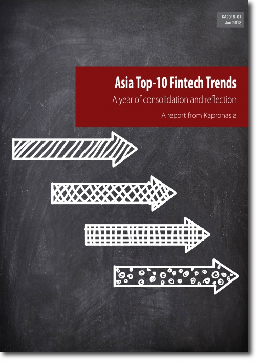 2018 Top 10 Fintech Trends in Asia
