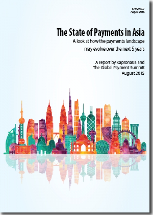 The State of Payments in Asia