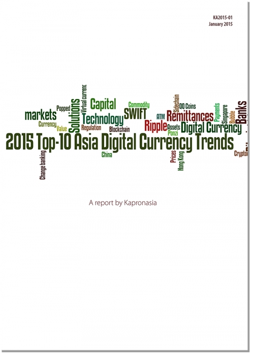 Top 10 Asia Digital Currency Trends 2015