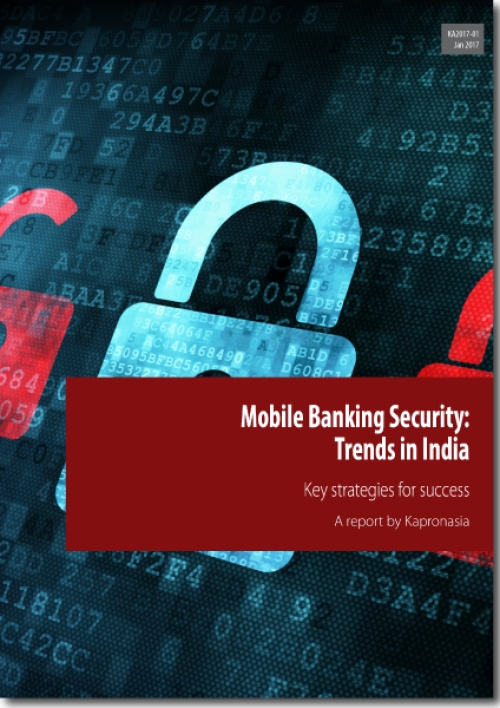 Mobile Banking Security: Trends in India