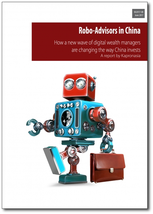 Robo-Advisors in China