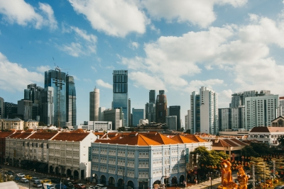 How will virtual banks affect the financial industry landscape in Singapore?