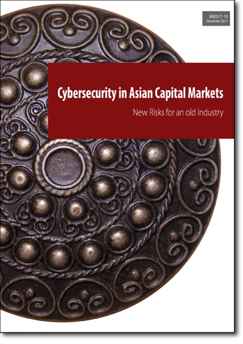 Cybersecurity in Asian Capital Markets