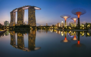 Singapore looks to carve out green finance niche