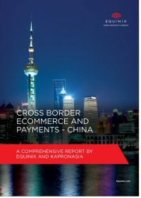 Cross Border E-Commerce and Payments - China