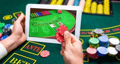 cyberspace gambling