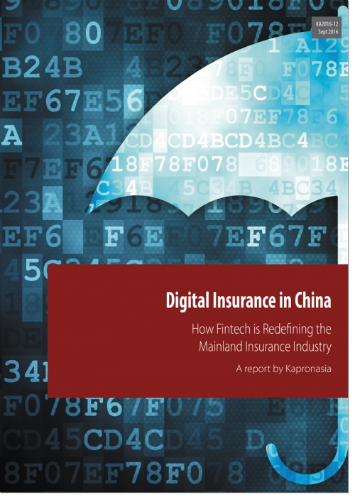 Digital Insurance in China
