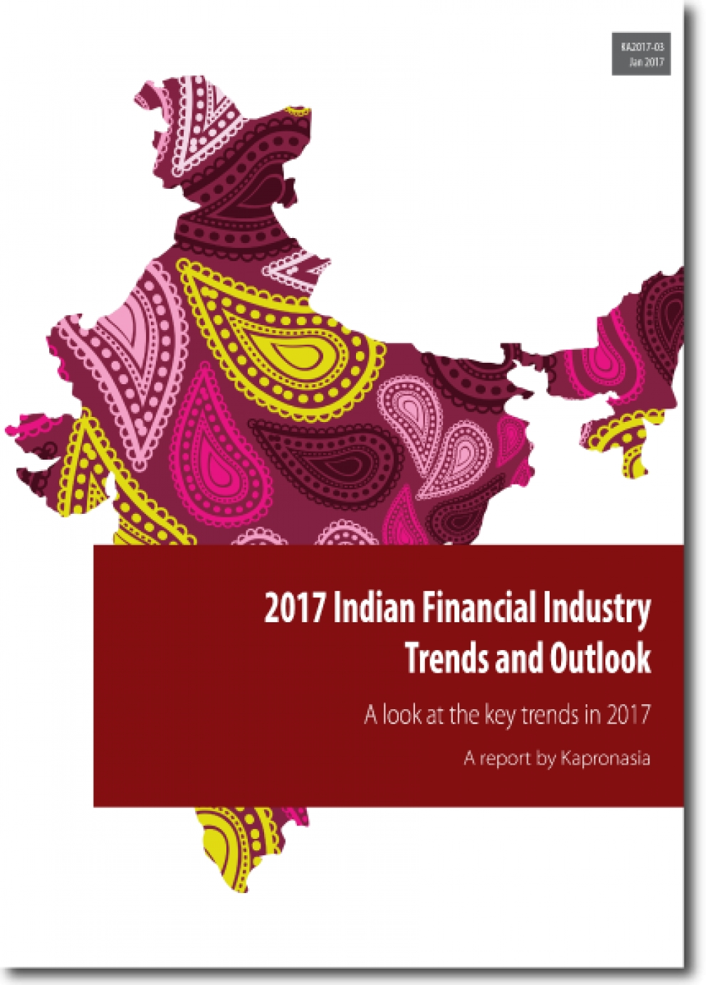 2017 Indian Financial Industry Trends and Outlook