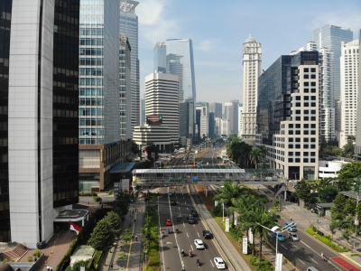 Virus shakes up Indonesia's fast-growing P2P lending sector