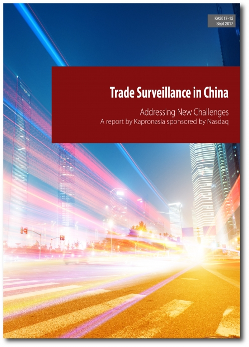 Trade Surveillance in China: Addressing New Challenges
