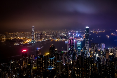 Hong Kong's future as a financial center at a crossroads